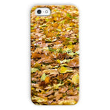Brown Autum Phone Case Iphone 5C / Snap Gloss & Tablet Cases