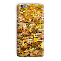Brown Autum Phone Case Iphone 6 Plus / Snap Gloss & Tablet Cases