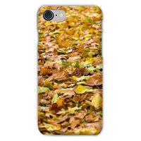Brown Autum Phone Case Iphone 7 / Snap Gloss & Tablet Cases