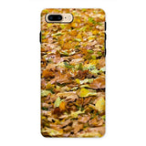 Brown Autum Phone Case Iphone 8 Plus / Tough Gloss & Tablet Cases