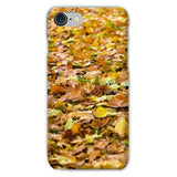 Brown Autum Phone Case Iphone 8 / Snap Gloss & Tablet Cases