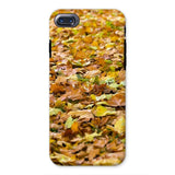 Brown Autum Phone Case Iphone 8 / Tough Gloss & Tablet Cases