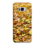Brown Autum Phone Case Samsung S8 Plus / Snap Gloss & Tablet Cases