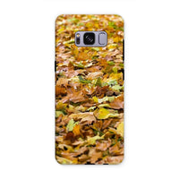 Brown Autum Phone Case Samsung S8 Plus / Tough Gloss & Tablet Cases