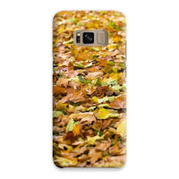 Brown Autum Phone Case Samsung S8 / Snap Gloss & Tablet Cases