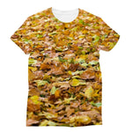 Brown Autum Sublimation T-Shirt S Apparel