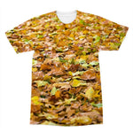 Brown Autum Sublimation T-Shirt Xs Apparel