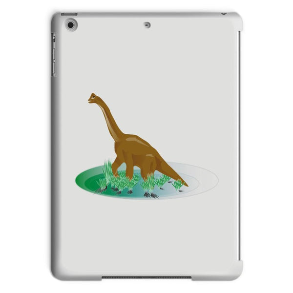 Brown Brontosaurio Dinosaur Tablet Case Ipad Air Phone & Cases