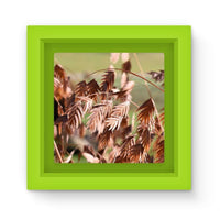 Brown (Dried) Plants Outdoor Magnet Frame Green Homeware