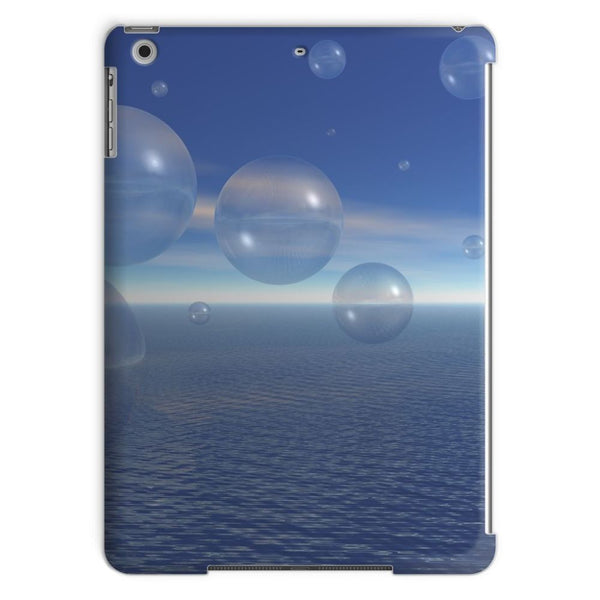 Bubbles With Fields Tablet Case Ipad Air Phone & Cases