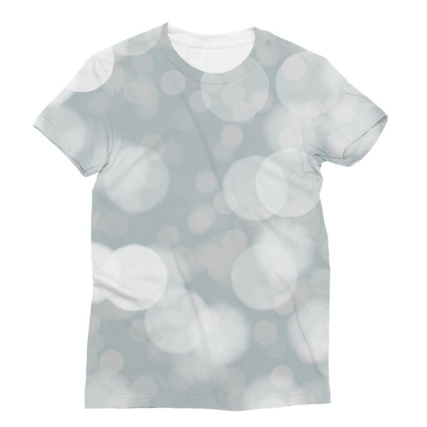 Buckthorn Branches In Winter Sublimation T-Shirt S Apparel