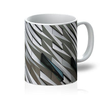 Building Wall Pattern Mug 11Oz Homeware