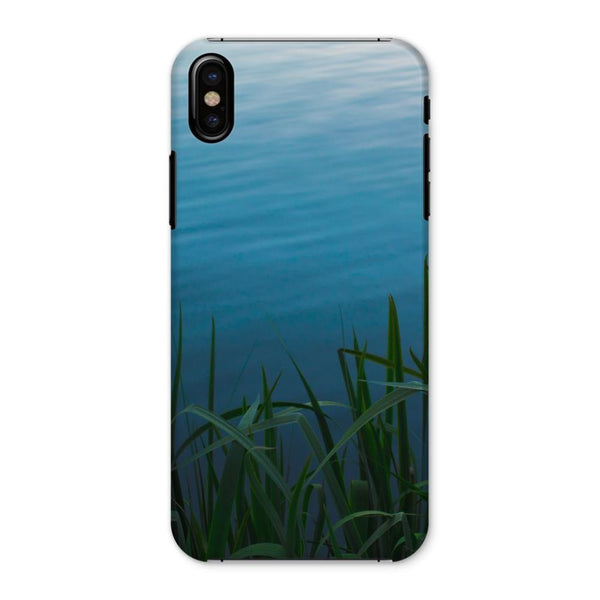 Bushes Near The Water Phone Case Iphone X / Snap Gloss & Tablet Cases