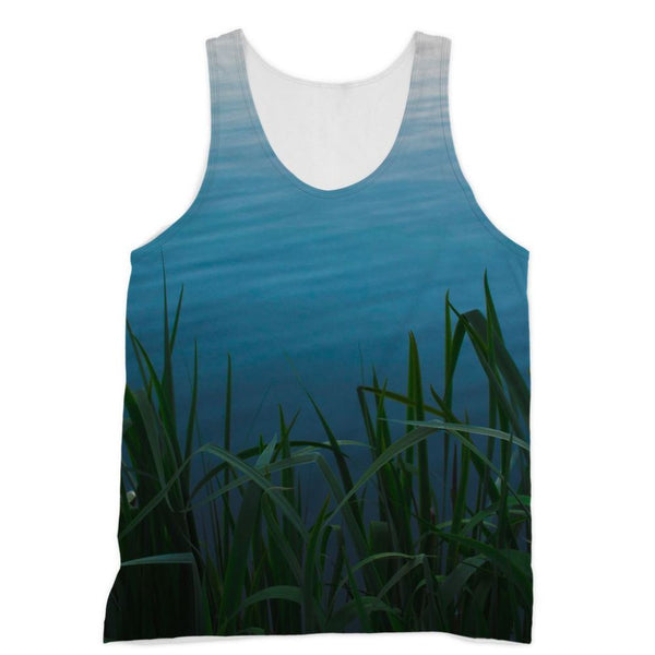 Bushes Near The Water Sublimation Vest Xs Apparel