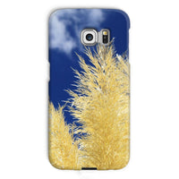 Bushes With Sky Background Phone Case Galaxy S6 Edge / Snap Gloss & Tablet Cases