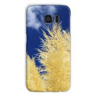 Bushes With Sky Background Phone Case Galaxy S6 / Snap Gloss & Tablet Cases