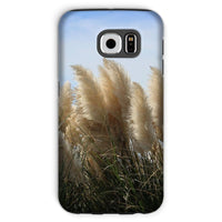 Bushes With Sky Background Phone Case Galaxy S6 / Tough Gloss & Tablet Cases