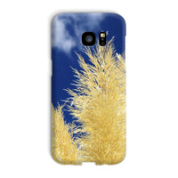 Bushes With Sky Background Phone Case Galaxy S7 Edge / Snap Gloss & Tablet Cases