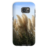 Bushes With Sky Background Phone Case Galaxy S7 / Tough Gloss & Tablet Cases