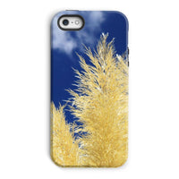 Bushes With Sky Background Phone Case Iphone 5/5S / Tough Gloss & Tablet Cases