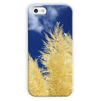 Bushes With Sky Background Phone Case Iphone 5C / Snap Gloss & Tablet Cases