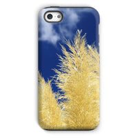 Bushes With Sky Background Phone Case Iphone 5C / Tough Gloss & Tablet Cases