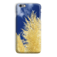 Bushes With Sky Background Phone Case Iphone 6 Plus / Snap Gloss & Tablet Cases