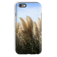 Bushes With Sky Background Phone Case Iphone 6 Plus / Tough Gloss & Tablet Cases