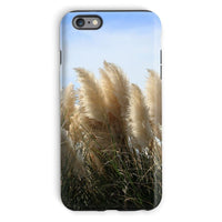 Bushes With Sky Background Phone Case Iphone 6S Plus / Tough Gloss & Tablet Cases