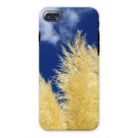 Bushes With Sky Background Phone Case Iphone 7 / Tough Gloss & Tablet Cases