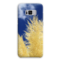 Bushes With Sky Background Phone Case Samsung S8 Plus / Snap Gloss & Tablet Cases