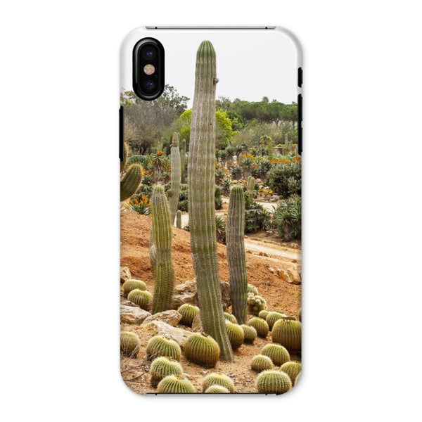 Cactus Plants Phone Case Iphone X / Snap Gloss & Tablet Cases