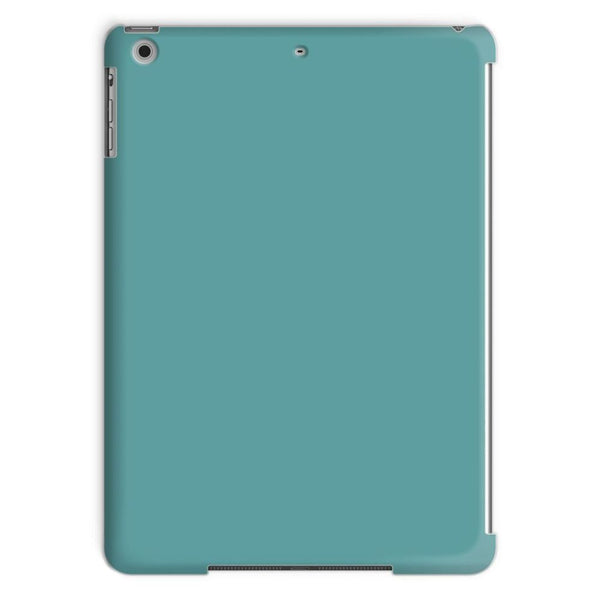 Cadet Blue Color Tablet Case Ipad Air Phone & Cases