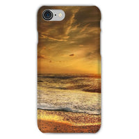 California Summer Beach Phone Case Iphone 8 / Snap Gloss & Tablet Cases