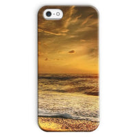 California Summer Beach Phone Case Iphone Se / Snap Gloss & Tablet Cases