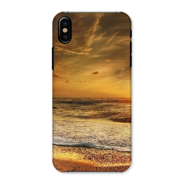 California Summer Beach Phone Case Iphone X / Snap Gloss & Tablet Cases