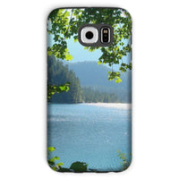Calm Water Lake In Forests Phone Case Galaxy S6 / Tough Gloss & Tablet Cases