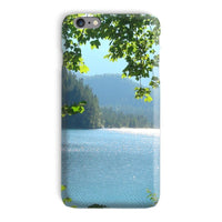 Calm Water Lake In Forests Phone Case Iphone 6 Plus / Snap Gloss & Tablet Cases