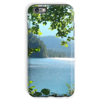 Calm Water Lake In Forests Phone Case Iphone 6 Plus / Tough Gloss & Tablet Cases