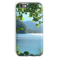 Calm Water Lake In Forests Phone Case Iphone 6S Plus / Tough Gloss & Tablet Cases
