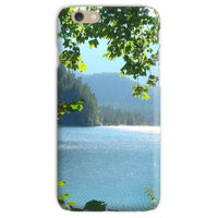 Calm Water Lake In Forests Phone Case Iphone 6S / Snap Gloss & Tablet Cases