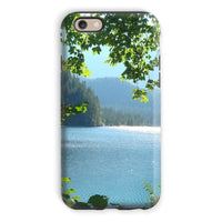 Calm Water Lake In Forests Phone Case Iphone 6S / Tough Gloss & Tablet Cases
