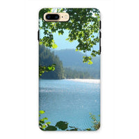 Calm Water Lake In Forests Phone Case Iphone 7 Plus / Tough Gloss & Tablet Cases