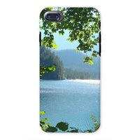Calm Water Lake In Forests Phone Case Iphone 7 / Tough Gloss & Tablet Cases
