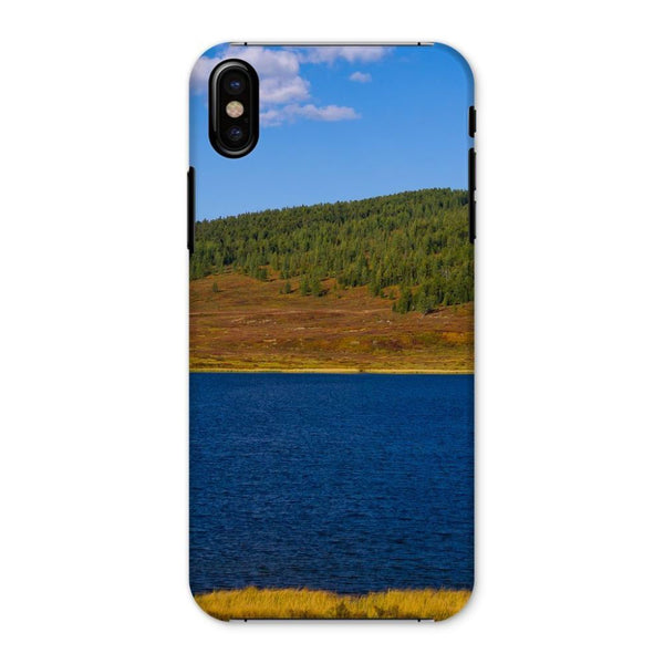 Calm Water Pond Phone Case Iphone X / Snap Gloss & Tablet Cases