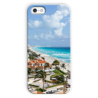 Cancun City On Beachside Phone Case Iphone 5C / Snap Gloss & Tablet Cases
