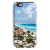 Cancun City On Beachside Phone Case Iphone 6S Plus / Tough Gloss & Tablet Cases