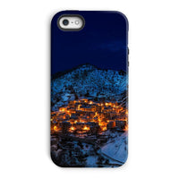 Castelmezzano Town Phone Case Iphone 5/5S / Tough Gloss & Tablet Cases