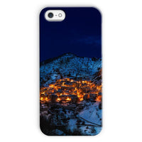 Castelmezzano Town Phone Case Iphone 5C / Snap Gloss & Tablet Cases