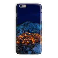 Castelmezzano Town Phone Case Iphone 6 Plus / Snap Gloss & Tablet Cases